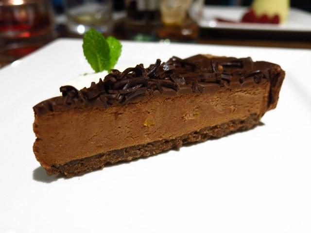 Prezzo Marlow Orange Chocolate Cheescake