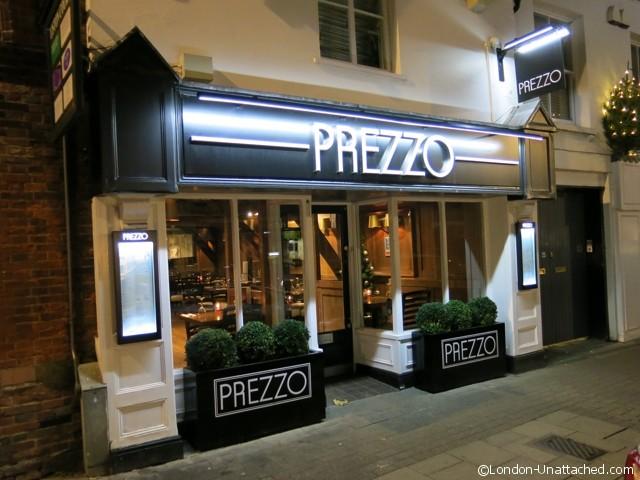 Prezzo Marlow Outside