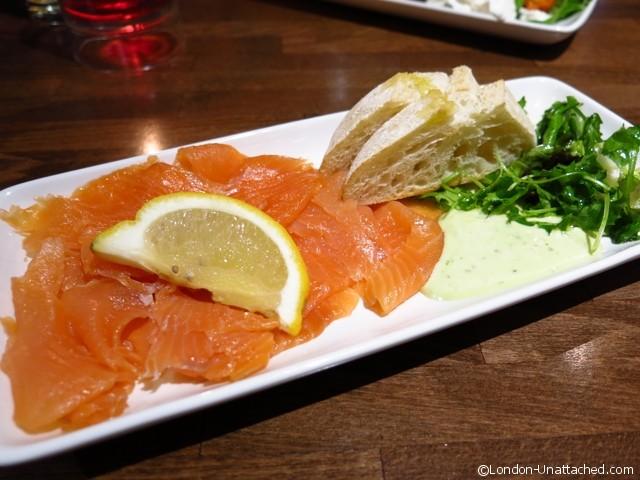 Prezzo Marlow Salmon