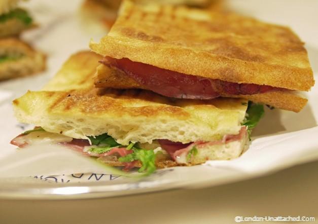 Spianata - sandwich 4