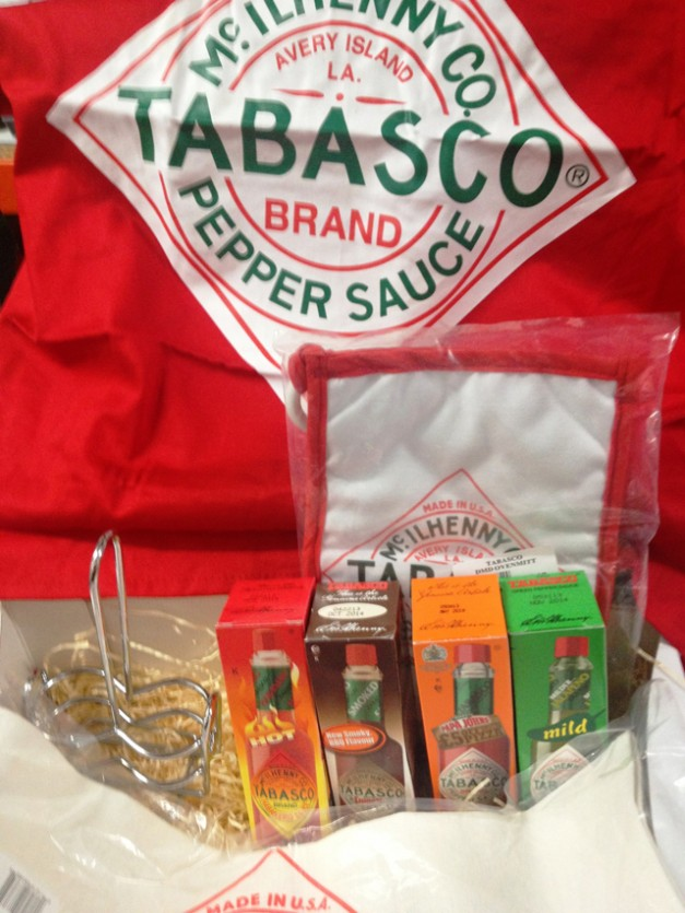 Tabasco Hamper
