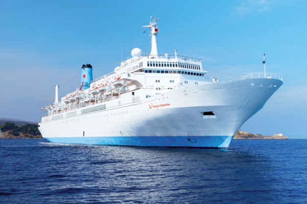 Thomson Cruise Competition