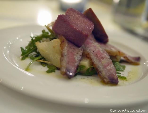 Warm Beef, Celeriac and Fennel Salad
