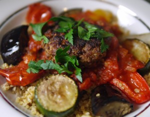 5:2 Diet Spicy Rissoles – Leftovers Made Lovely