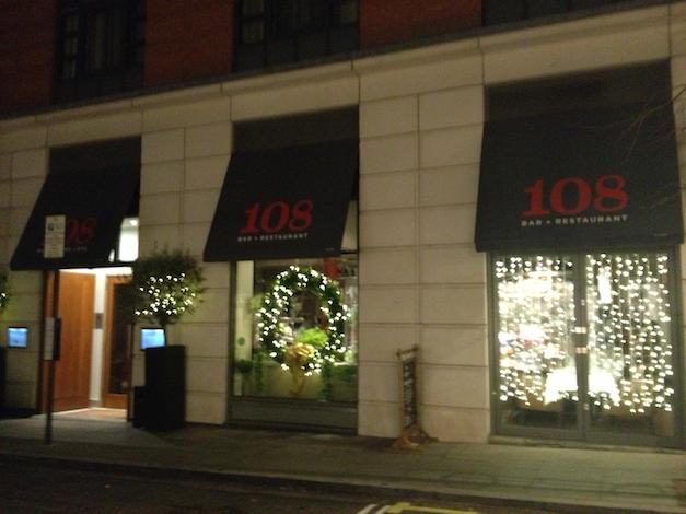 108 marylebone Lane exterior