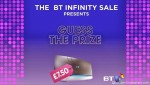 #GuessthePrize and win with BT #Spon