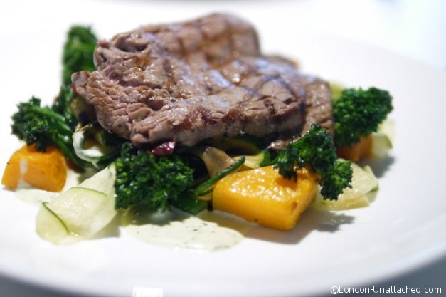 Beef - Salad Kitchen London 1