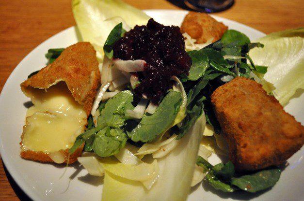 Deep Fried Camembert Le Secret des Rôtisseurs