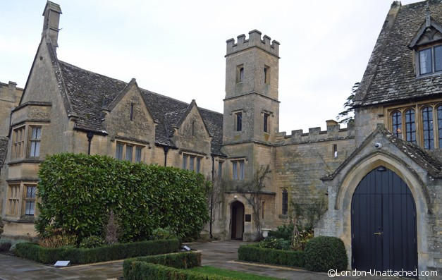 Ellenborough Park - Exterior