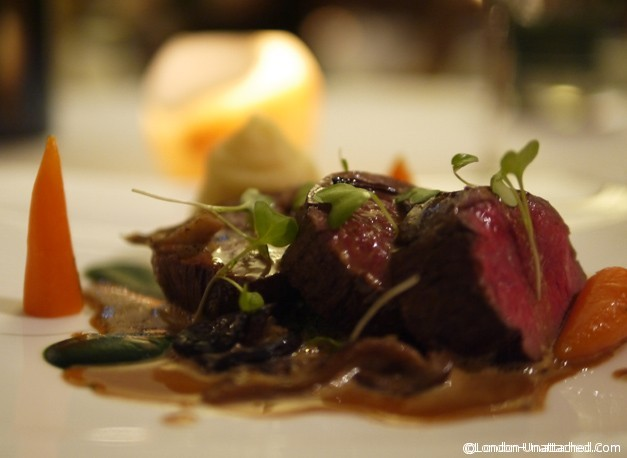 Ellenborough Park Fillet of Beef