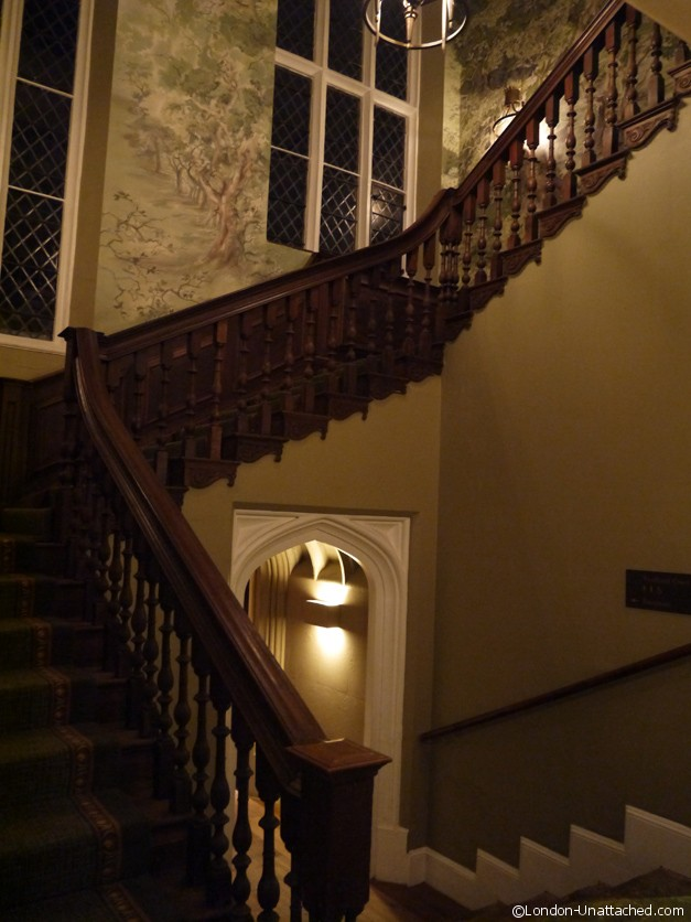 Ellenborough Park - Staircase