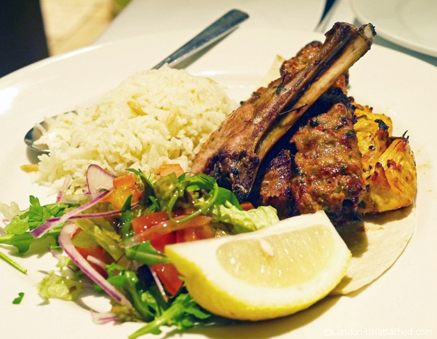 Ishtar - Grill