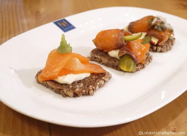 Loch Fyne Henley - Smoked Salmon