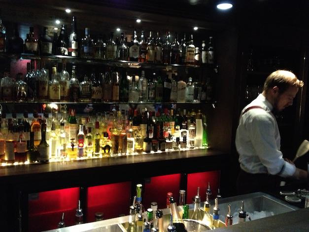 Megaro Hotel Bar 2
