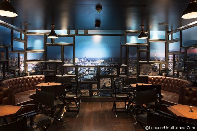 Megaro Hotel Bar