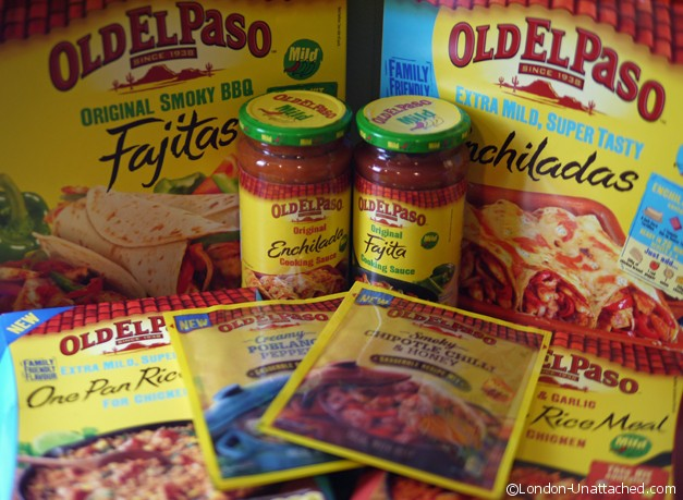 Old El Paso Samples