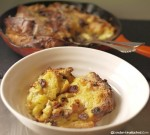 Panettone Bread and Butter Pudding – A Sinful Leftovers Treat