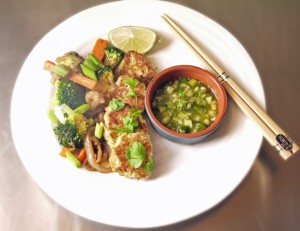 Thai Fishcake Recipe for the 5:2 Diet