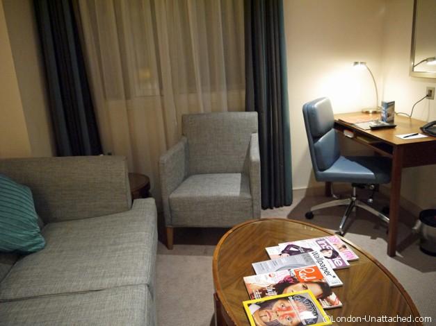 Thistle Hotel Kensington Gardens - Suite Lounge