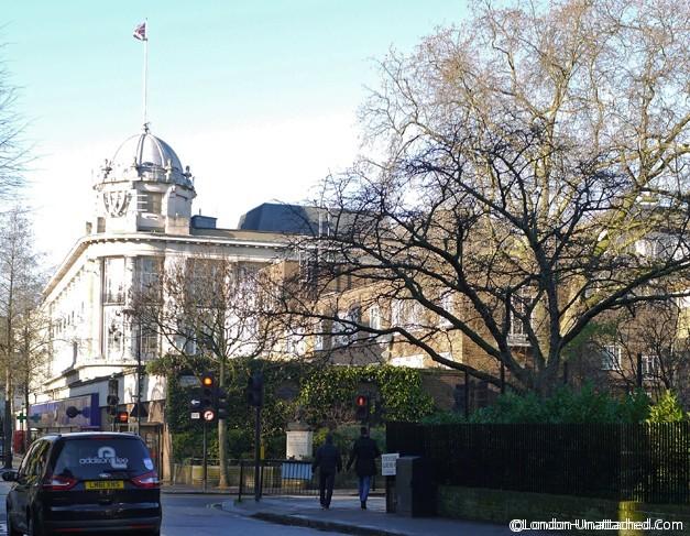 Thistle Hotel, Kensington Gardens whiteleys