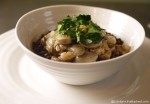 mushroom stroganoff a 5:2 fast day diet recipe