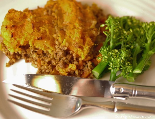 quorn spicy shepherds pie for 5-2 diet