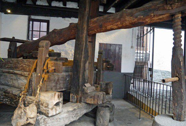 Madeira - Wine Museum