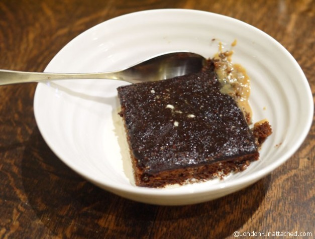 Naked Nosh Just-Eat Sticky Toffee Pudding