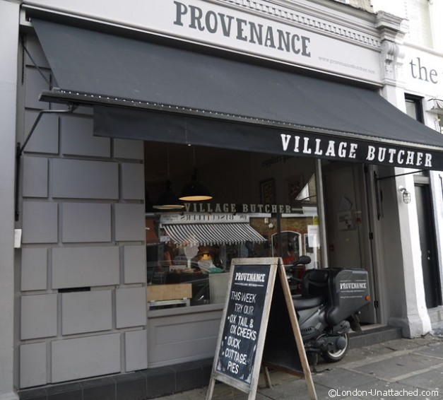 Provenance Butchers Notting Hill