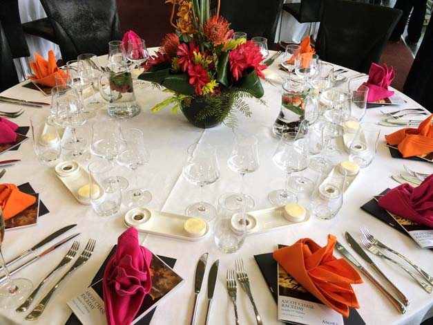 Royal Ascot Preview Table Setting