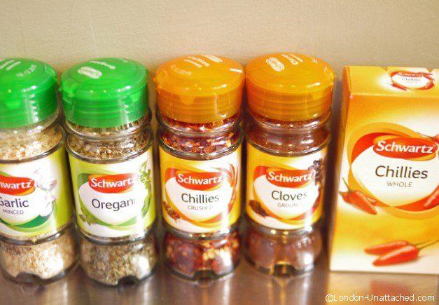 Schwarz Spices