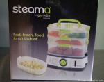 Steama #Giveaway and Review