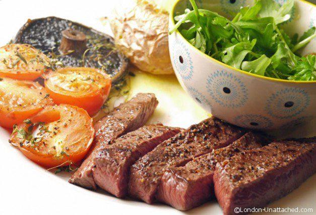 Strip Steak from Provenance Butchers