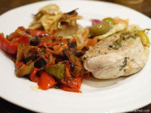 chicken - just eat - naked nosh