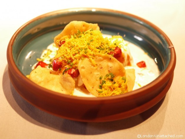 Cinnamon Kitchen Holi - Bahalia Papdi Chaat