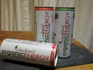 Degustabox Scheckters Organic Energy Drinks