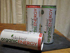 Degustabox Scheckters Organic Energy Drinks