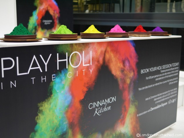 House of Holi Paint - Cinnamon Kitchen