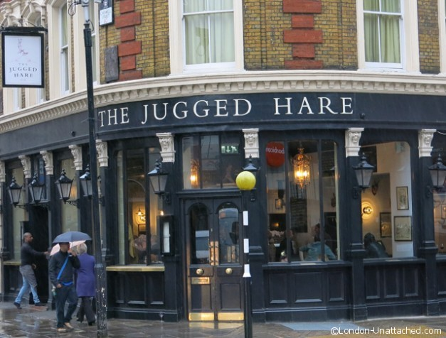 Jugged Hare