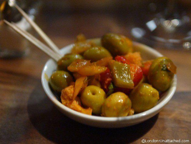Olives Momo London 2