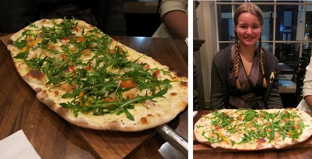 Prezzo Executive Pizza