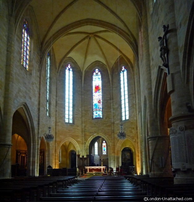 Sarlat Cathedral 2
