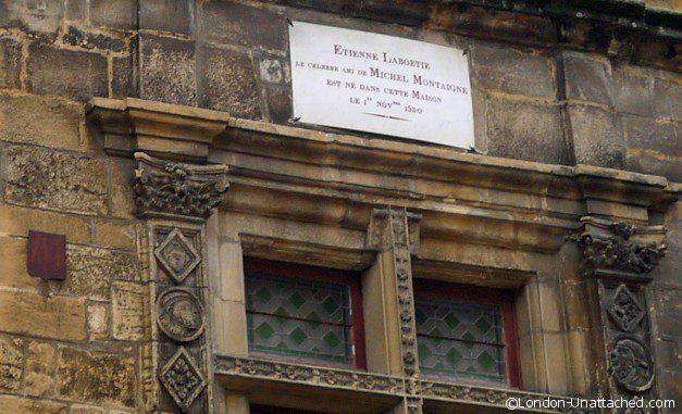 Sarlat Etiennede La boutie House