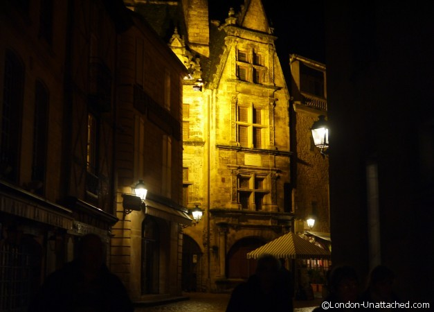 Sarlat by Gaslight