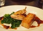 The Botanist Sloane Square London guinea fowl