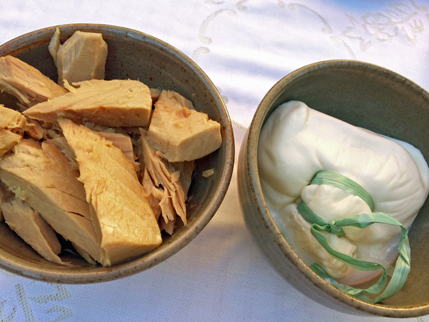 Tuna and Burrata Nifeislife