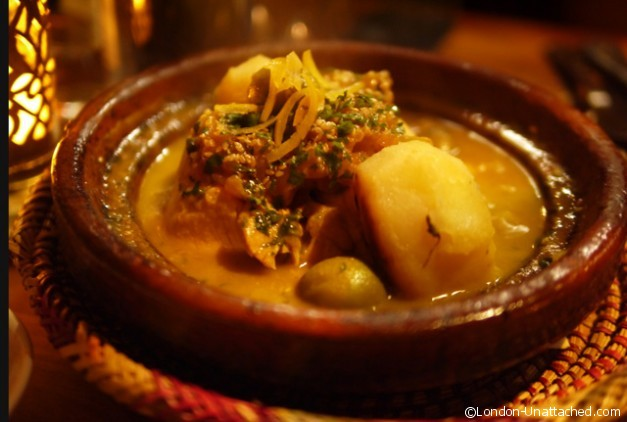 momo london Tagine
