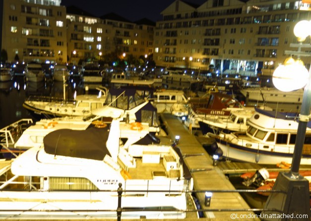 Amani - Imperial Wharf