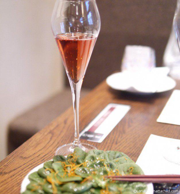 Chisou - Nyetimber Sparkling Wine Matching