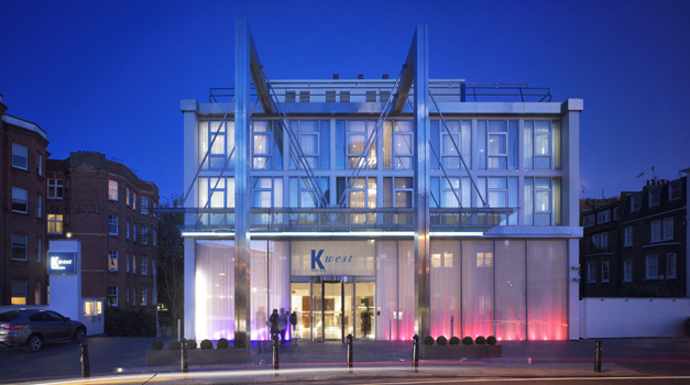 K WEST HOTEL SHEPHERDS BUSH